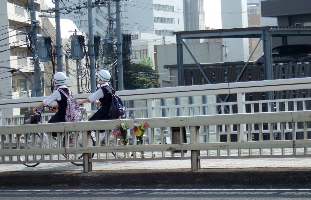 ヘルメットならなんでもいい!という話ではないようです。