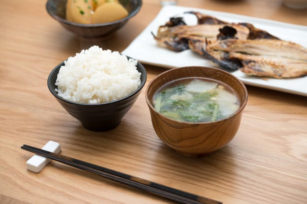 和食がメインとは意外ですね。