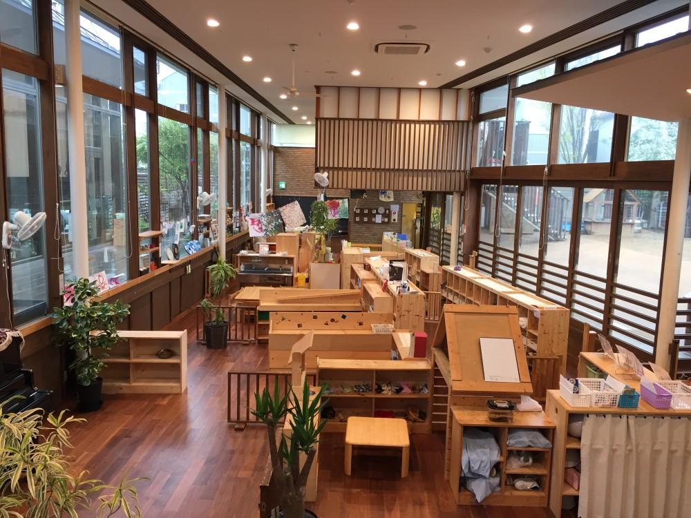 小竹向原園 保育室