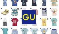 ママ服だけじゃない「GU」のこども服、その実力をチェック!