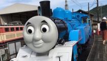 【子連れにオススメ!】家族で楽しめる!蒸気機関車トーマスの旅(静岡県)