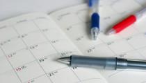 日本女性は働きすぎ? スケジュール帳を新調したら、【働き方を見直す】きっかけに!