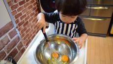 食べることが好きな子どもにぴったり!パパと息子の「お料理教室」初体験ルポ