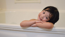 【ワンオペ育児あるある】男の子ママが抱える入浴時の「月のもの問題」どう話す?
